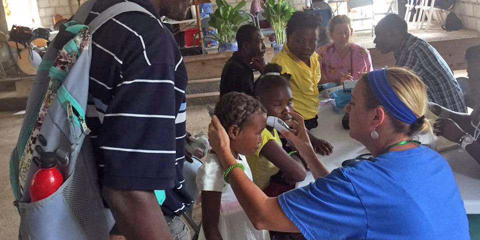 Medical mission to help patients